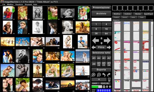 Software Imago Machine abbonamento per 1 mese