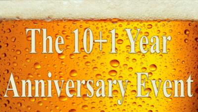 10+1 Anniversary Event