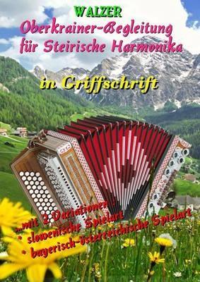 Oberkrainer-Begleitung kostenlose Noten für Steirische Harmonika (Walzer)
