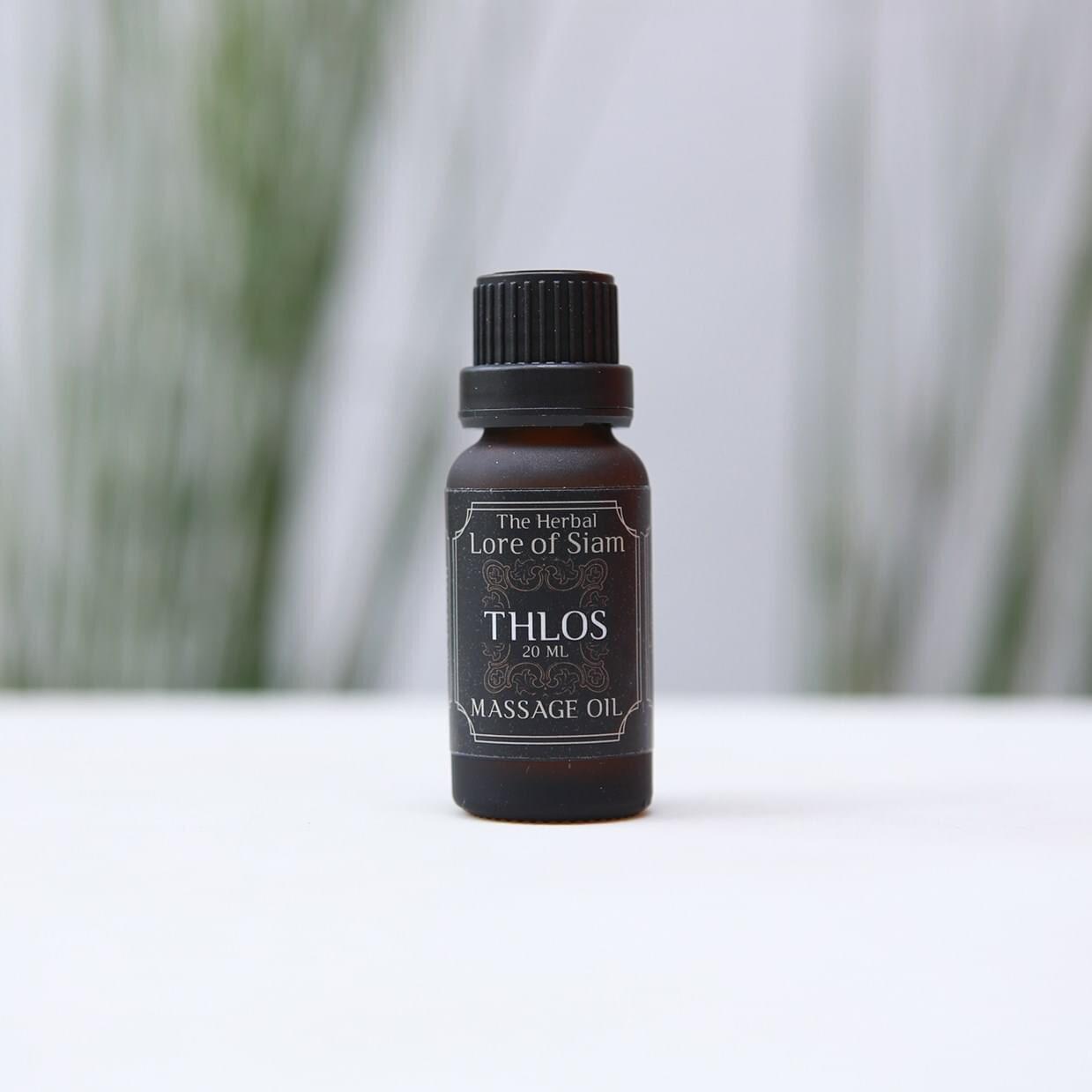 Massage Oil น้ำมันนวดคลายเส้น