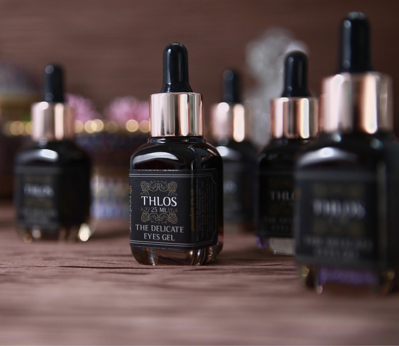 The Delicate Eyes Gel : fragrance-free