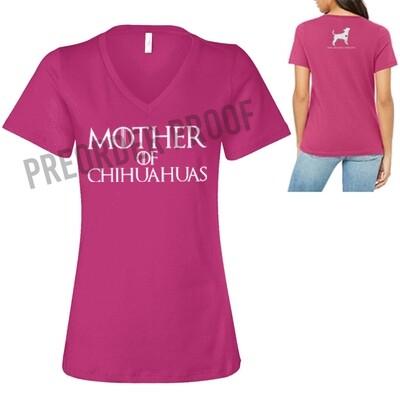 Mother of Chihuahuas Shirt
