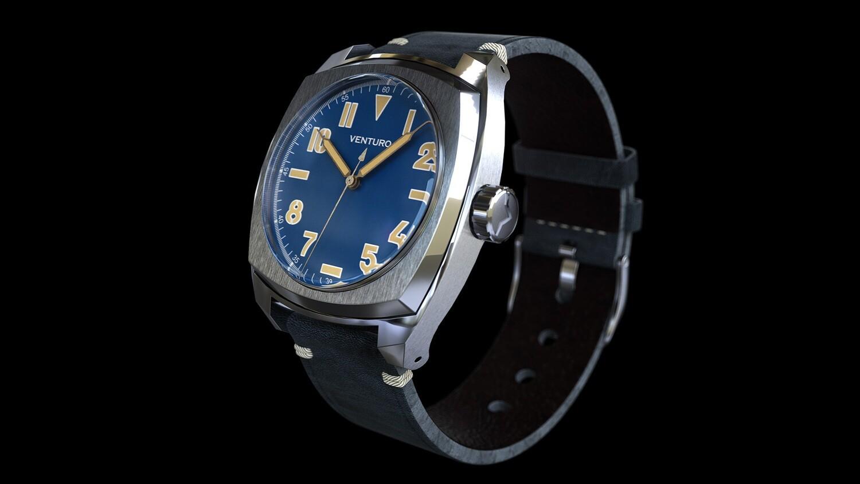 Venturo Field Watch #2 Синий