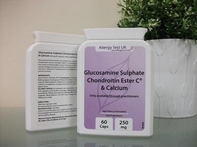 Glucosamine Sulphate Chondroiten Ester C® & Calcium