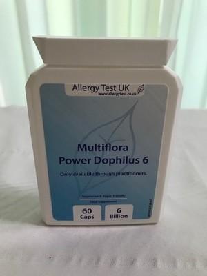 Multiflora Power Dophilus 6 (60 Cap)