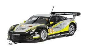 "SCALEXTRIC PORSCHE 911 RSR ""MILWAUKEE N0.93"""
