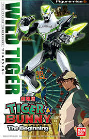 WILD TIGER TIGER AND BUNNY THE BEGINNING