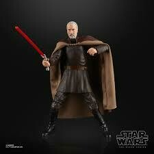 Star Wars The Black Series Count Dooku (Attack of the Clones)