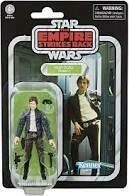 Star Wars The Vintage Collection Han Solo (Bespin). not mint