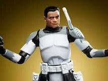 Star Wars THE VINTAGE COLLECTION CLONE COMMANDER WOLFFE 168