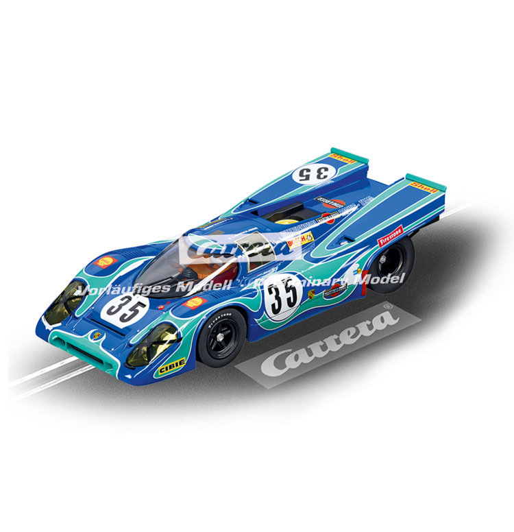 "Carrera digital 30737 Porsche 917k international martini racing team ""no.35"", watkins glen 6h 1970"