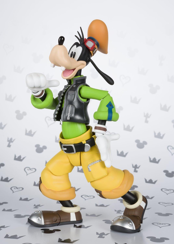 """Goofy """"Kingdom Hearts II"""", Bandai S.H.Figuarts"""