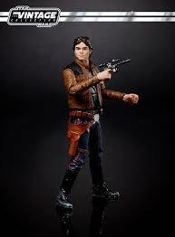 STAR WARS VINTAGE COLLECTION HAN SOLO VC #124