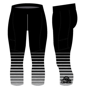 Closer League 3/4 Compression Pant