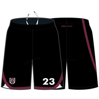 St. Joe's Prep Mesh Short: Black- Click to Order