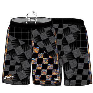 Sunny Lacrosse Shorts