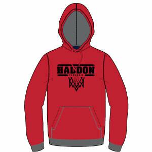 Haddon TWP 2019 Hoodie- Red