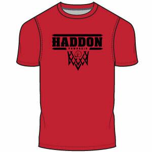 Haddon TWP 2019 Men's T-Shirt: Red