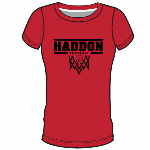 Haddon TWP 2019 Women's T-Shirt: Red
