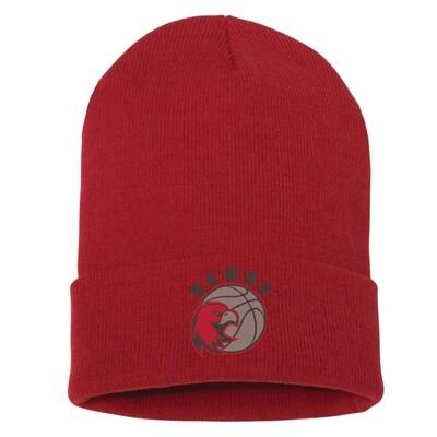 Haddon Twp Beanie- Red
