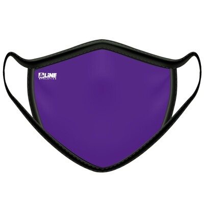 Purple Face Mask- Women's Size Only
