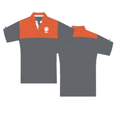 WPLC Polo- Charcoal Grey