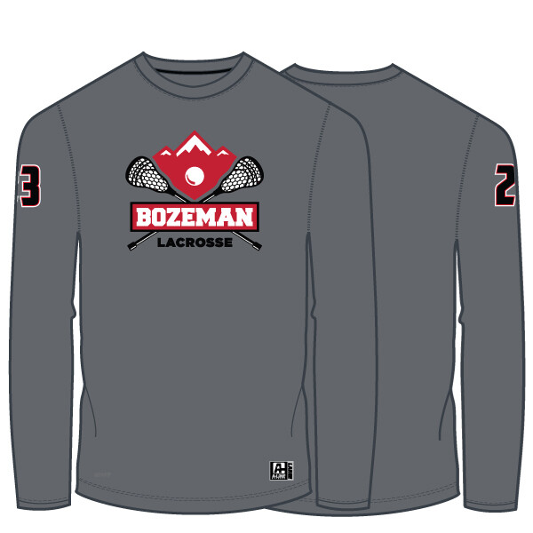 Bozeman Long Sleeve Shooter Shirt