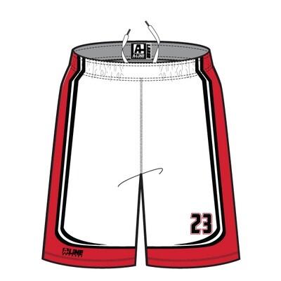 Bozeman Replacement Shorts: White