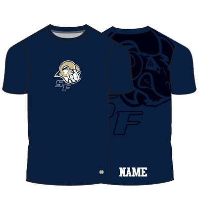 Spring-Ford Lacrosse Shooter Shirt