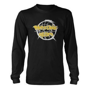 Baseline Hoops Black Long Sleeve T-Shirt