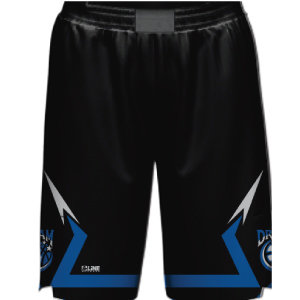 DuBois Dream Game Shorts