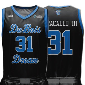 DuBois Dream Custom Authentic Game Jersey