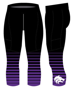 Timber Creek 3/4 Compression Pant