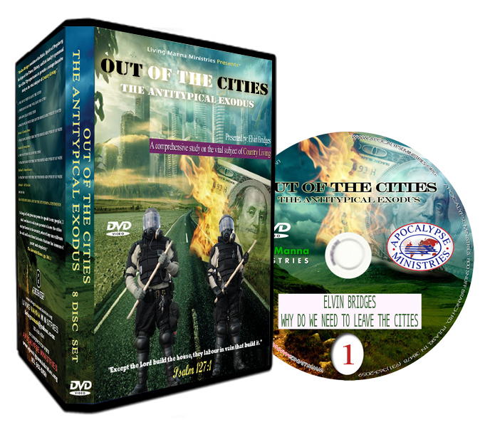 OUT OF THE CITIES - THE ANTITYPICAL EXODUS: A COUNTRY LIVING WEBINAR SERIES