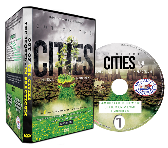 OUT OF THE CITIES: THE SEQUEL IN PRACTICUM ~ AN 8 DAY PRACTICAL JOURNEY