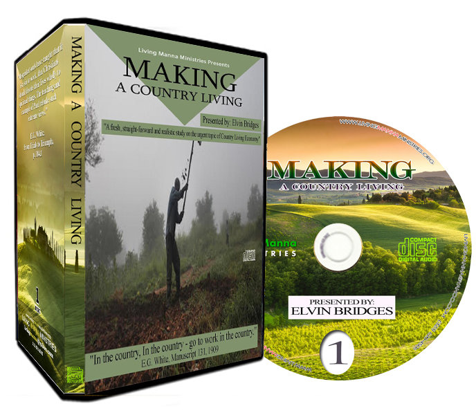 MAKING A COUNTRY LIVING (Audio)