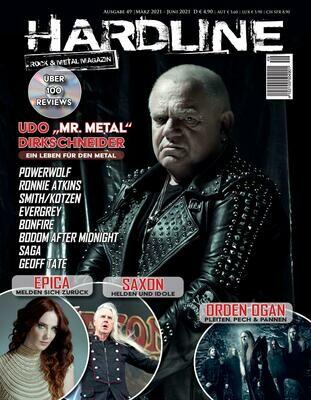 Hardline Magazin Ausgabe 49