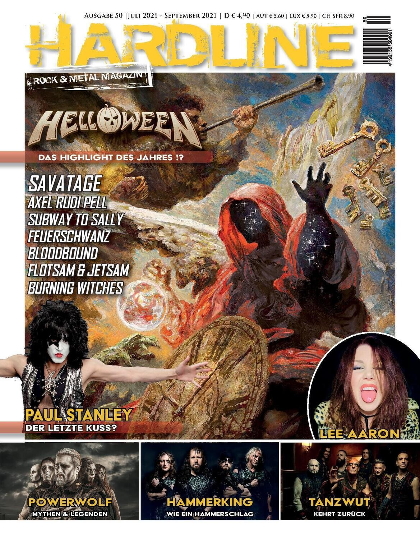 Hardline Magazin Ausgabe 50