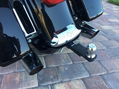 Harley FLH Hitch 2014 - Present
