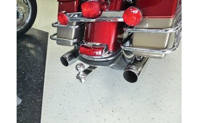 Harley FLH Hitch 1996-2008