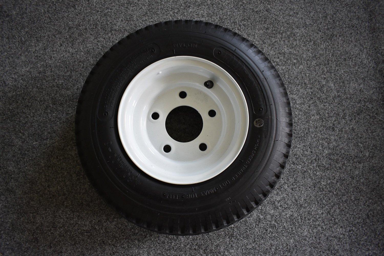 "4.80 X 8"" Tire & Wheel"