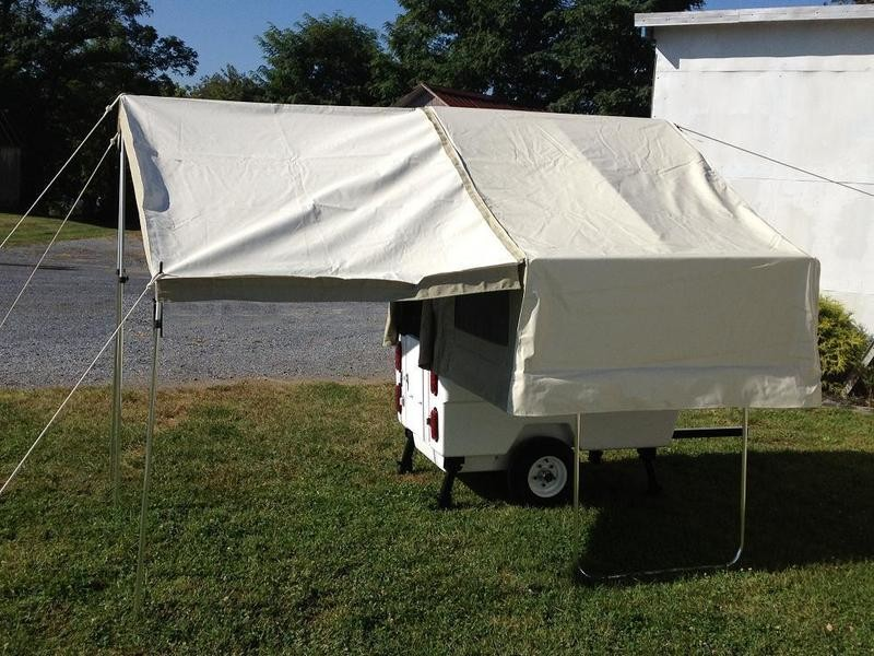 Awning Package for MM Camper (Pre-Order Only)