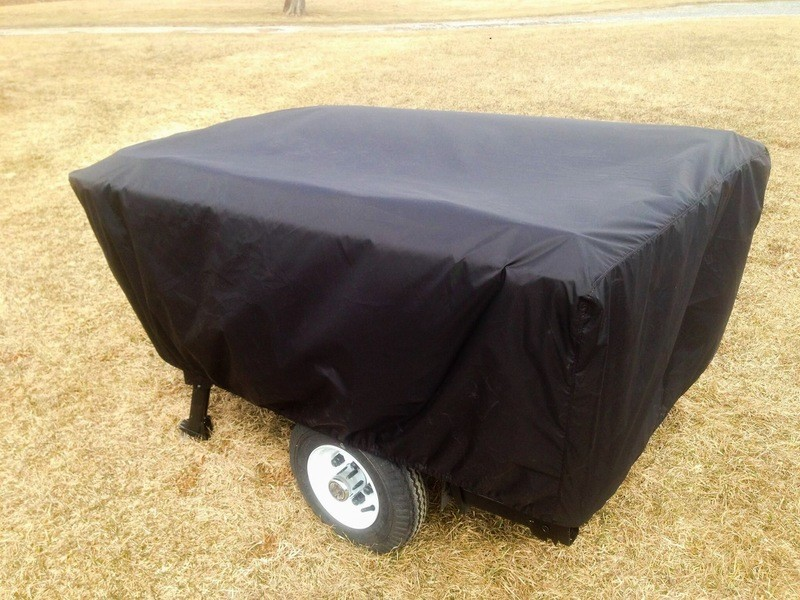 Mini Mate Camper Cover