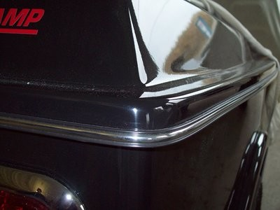Chrome Edge Trim (Per Foot)