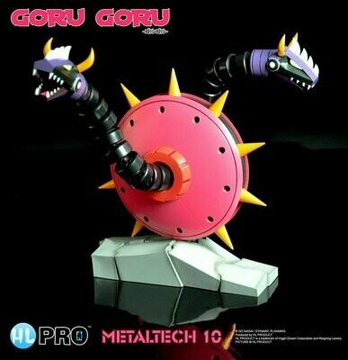 HL Pro - Metaltech 10 - Die Cast - Goldorak vs Goru Goru