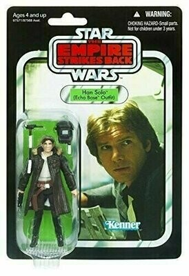 Star Wars - Vintage Collection - VC03 Han Solo (Echo Base)