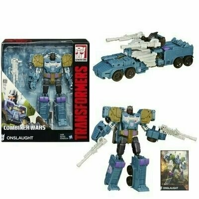 Transformers - Generations Combiner Wars - Onslaught