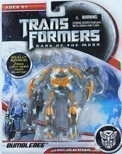 Transformers - Dark Of The Moon - Light-Up Keychain Bumblebee