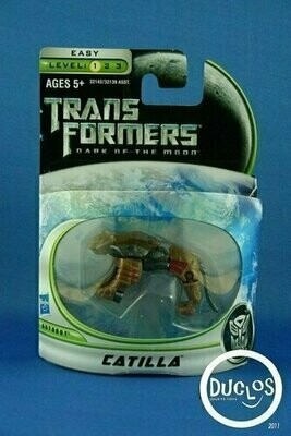Transformers - Dark Of The Moon - Mini-Cons - Catilla (Saber-Toothed Tiger)