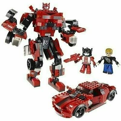 KRE-O - Transformers - Sideswipe